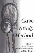 Case Study Method Key Issues, Key Texts