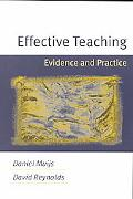 Effective Teaching Evidence and Practice