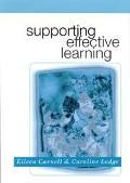 Supporting Effective Learning