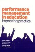 Performance Management in Education Improving Practice