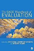 Handbook of Evaluation