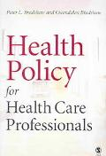 Health Service Policy for Health Service Practioners