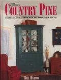 Country Pine Furniture You Can Make With the Table Saw and Router