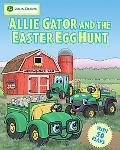 Allie Gator and the Easter Egg Hunt