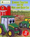 Johnny Tractor and the Hide-and-Seek Cat