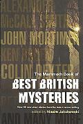 The Mammoth Book of Best British Mysteries 6