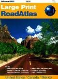Road Atlas Large Print 1997