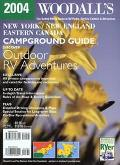 Woodall's New York, New England & Eastern Canada Campground Guide, 2004