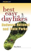 Falcon Guide Best Easy Day Hikes Redwood National And State Parks