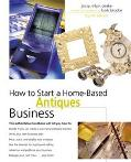 How to Start a Home-Based Antiques Business