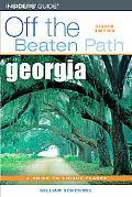 Insiders' Guide Off the Beaten Path Georgia