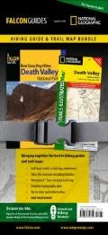 Best East Day Hiking Guide and Trail Map Bundle : Death Valley National Park