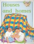 Houses/Homes Grade 1: Rigby PM Plus Blue, Student Reader (PMS)