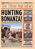 Stone Age News - Fiona MacDonald - Paperback - 1ST U.S. P