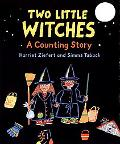 Two Little Witches A Halloween Counting Story