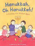 Hanukkah, Oh Hanukkah! A Holiday Fun Sticker Book
