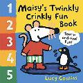 Maisy's Twinkly Crinkly Fun Book