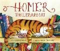 Homer, the Library Cat : Travels of a Very Quiet Cat