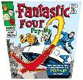 Fantastic Four Pop-Up : Marvel True Believers Retro Collection