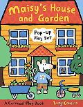Maisy's House and Garden Pop-up Play Set