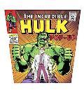 The Incredible Hulk Pop-Up