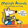 Maisy's Animals Dual Language (Spanish Edition)