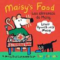 Maisy's Food Dual Language (Spanish Edition)
