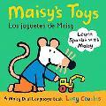 Maisy's Toys Dual Language (Spanish Edition)