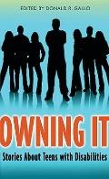 Owning It: Stories About Teens with Disabilities