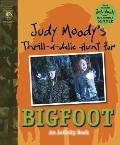 Judy Moody's Official (Way-Not-Boring) Guide to Finding Bigfoot