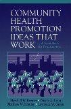 Community Health Promotion Ideas That Work: A Field-Book for Practitioners (Jones and Bartle...