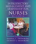 Introductory Management and Leadership for Nurses An Interactive Text