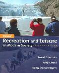 Recreation and Leisure in Modern Society