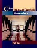 C++ Language Essentials:  A Laboratory Course