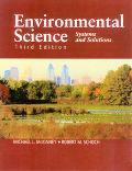 Environmental Science Systems and Solutions