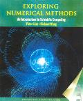 Exploring Numerical Methods An Introduction to Scientific Computing Using Matlab