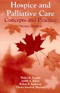 Hospice And Palliative Care: Concepts And Practice (Jones and Bartlett Series in Oncology)