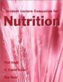 Student Lecture Companion for Nutrition (Looseleaf)