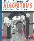 Foundations of Algorithms Using Java Pseudocode