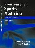 Little Black Book of Sports Medicine - Thomas M. Howard - Hardcover - REV