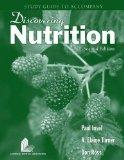 Student Study Guide to Accompany:  Discovering Nutrition, 2nd Edition