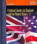 Criminal Justice in England And the United States