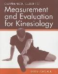 Measurement and Evaluation for Kinesiology