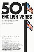 501 English Verbs Fully Conjugated in All the Tenses in a New Easy-To-Learn Format, Alphabet...