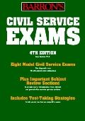 Barron's How to Prepare for the Civil Service Examination for Stenographer, Typist, Clerk, a...