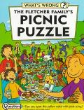 The What's Wrong?: The Fletcher Family's Picnic Puzzle