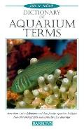 Dictionary of Aquarium Terms