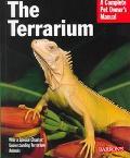 Terrarium With Full-Color Photographs