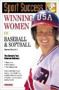 Winning Women in Baseball and Softball