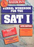 Barron's Verbal Workbook for the Sat 1